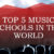 Top 5 Music Schools in the World